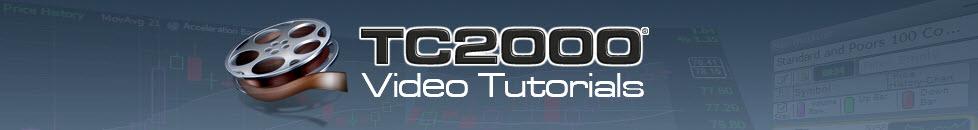 Worden Com - TC2000 com Tutorial Videos
