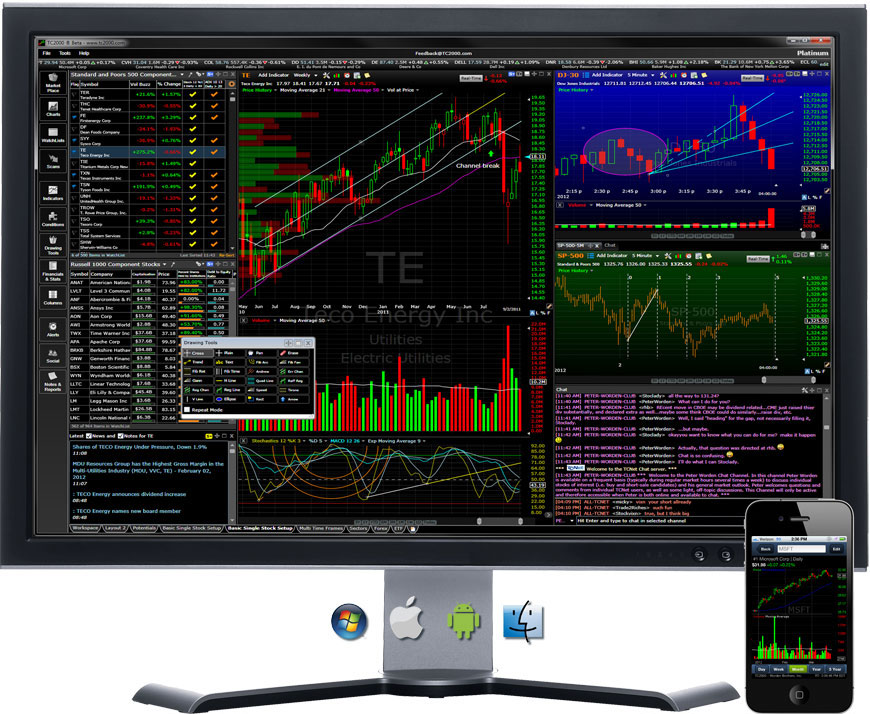 Stock options tracking software free